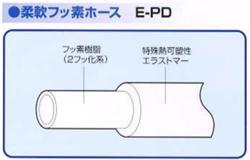 積層型柔軟フッ素チューブ